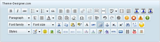ویرایشگر مطلب وردپرس را با Ultimate TinyMCE گسترش دهید